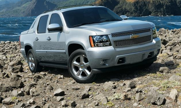 2013 Chevy Avalanche