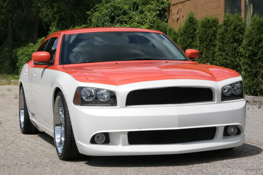 Charger Body Kit