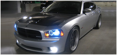 Dodge Charger HID Kit
