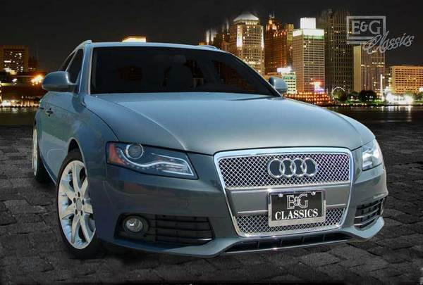 This is the Audi E&G Grille