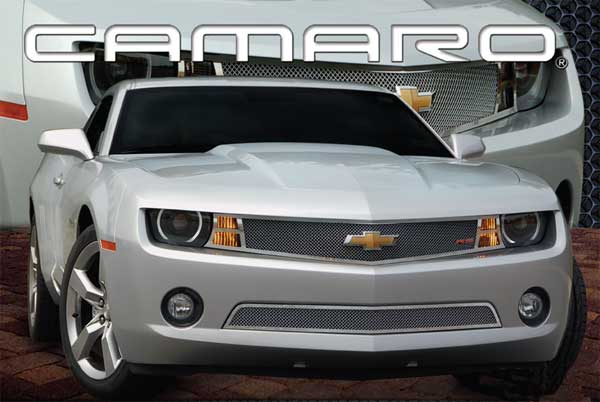 This is the E&G Camaro Grille