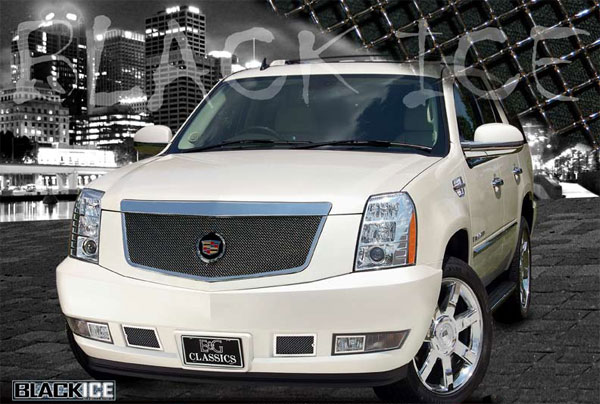 This is the E&G Escalade Grille