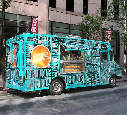 This is the Food Truck