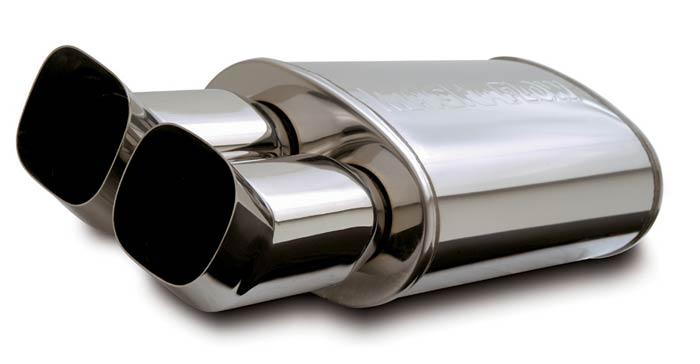 This is the Magnaflow Muffler