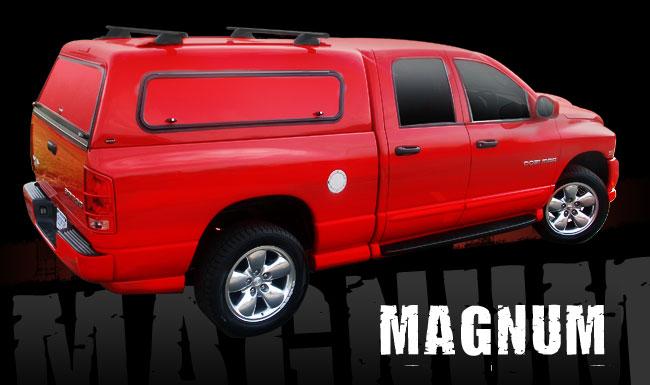 This is the Magnum Truck Cap