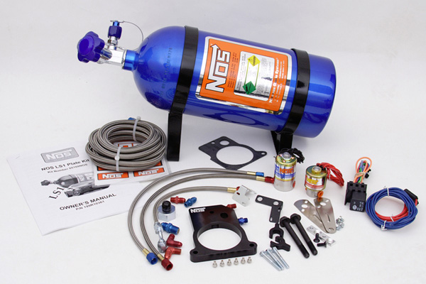 This is the NOS Nitrous Oxide System