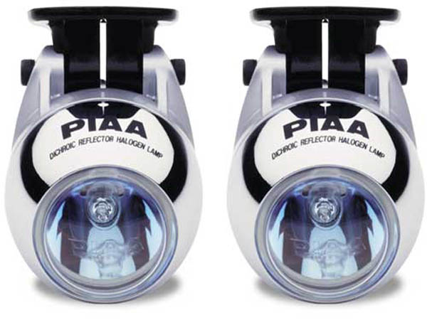 These are the PIAA Halogen Lights
