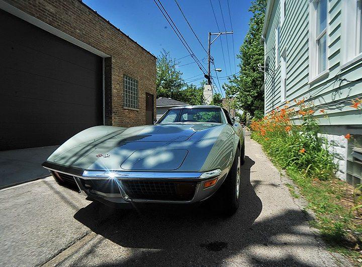 1972 Chevy Corvette – Mr. Kustom Chicago