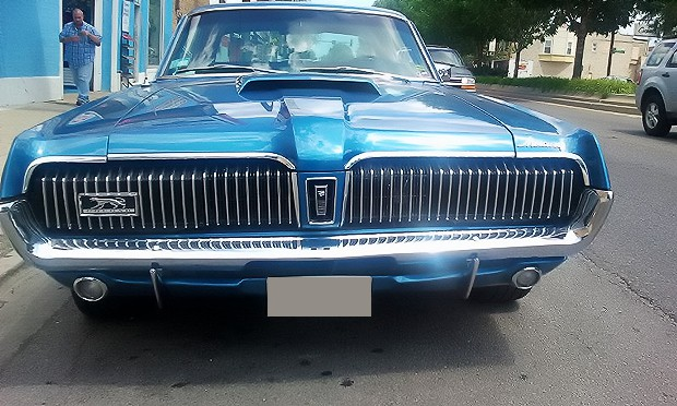 1967 Mercury Cougar – Mr. Kustom Chicago