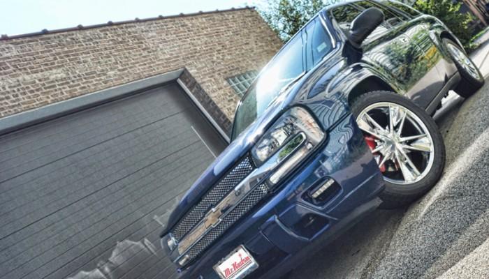 2004 Chevy Trailblazer Front Driver