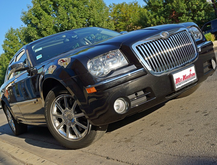 2010 Chrysler 300C Hemi Custom Chrome Grille Mr. Kustom Chicago