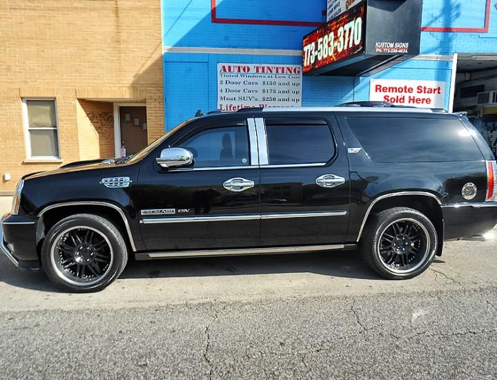 2011 Cadillac Escalade – Mr. Kustom Chicago