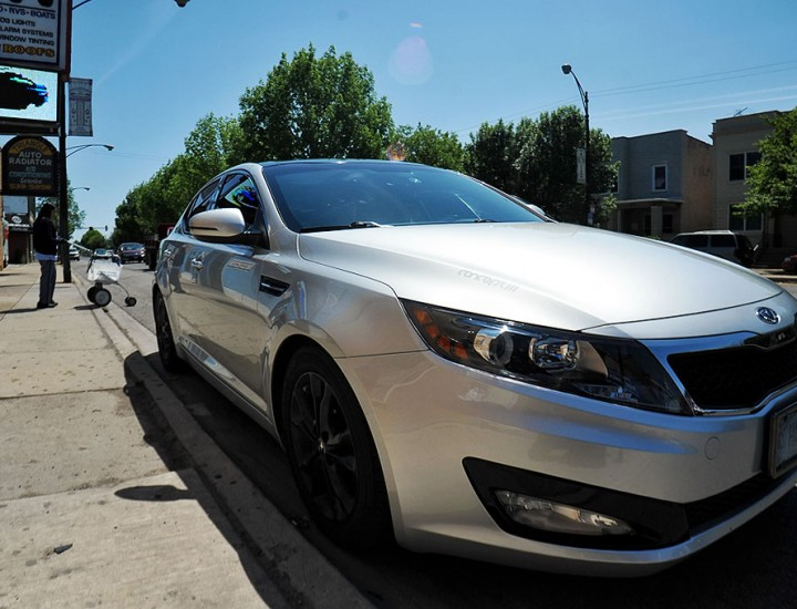 2011 Kia Optima – Mr. Kustom Chicago