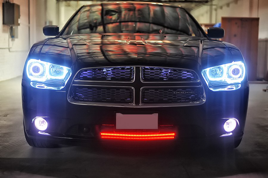 2012 dodge charger 8 mr kustom auto accessories and customizing. Cars Review. Best American Auto & Cars Review