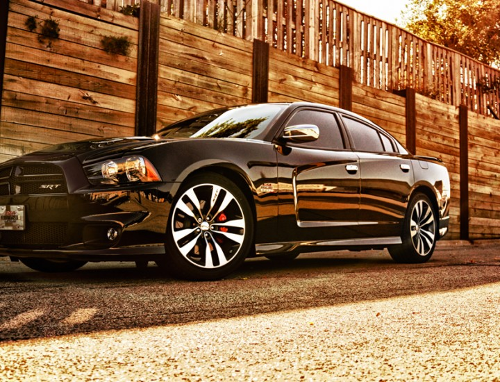 2012 Dodge Charger SRT8 With Flowmaster Exhaust Airaid Cold Air Intake, And Windows Tinted – Mr. Mkustom Chicago