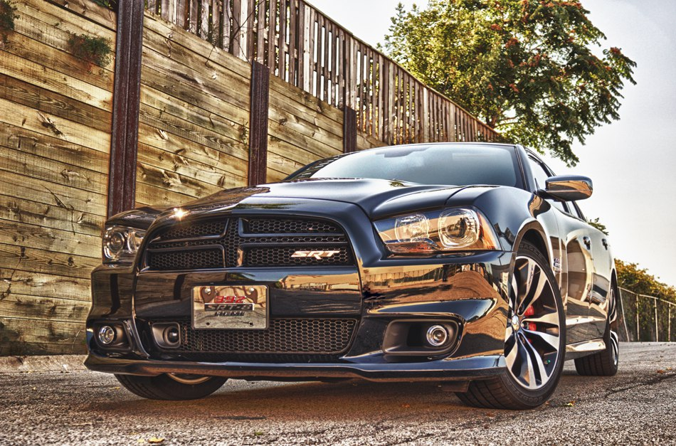 2012 Dodge Charger SRT8 HDR SideView