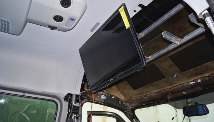 2012MercedesBenzSprinterVanTV