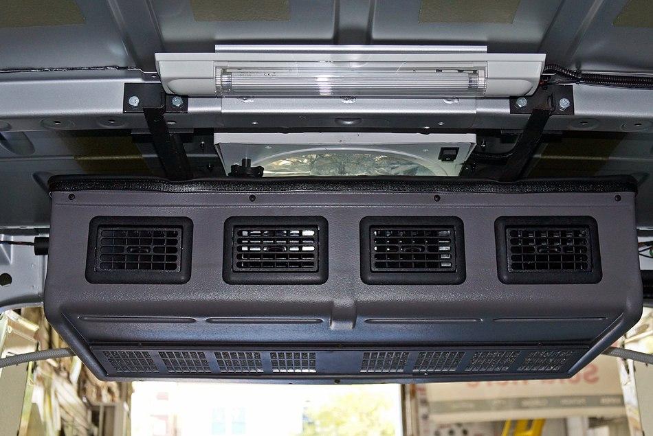 2012 Mercedes Sprinter Van Rear Air Conditioner
