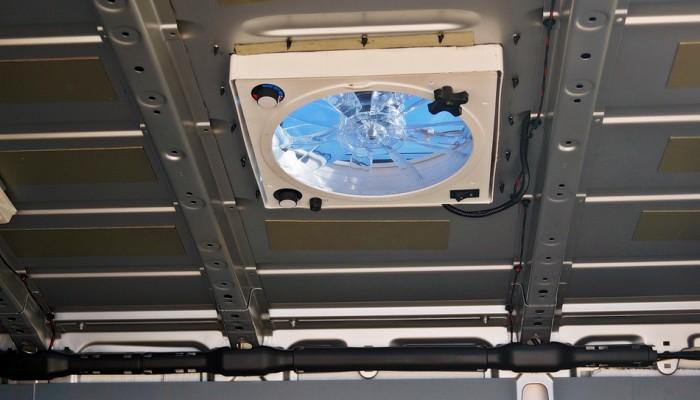 2012MercedesSprinterVanRoofExhaustFan
