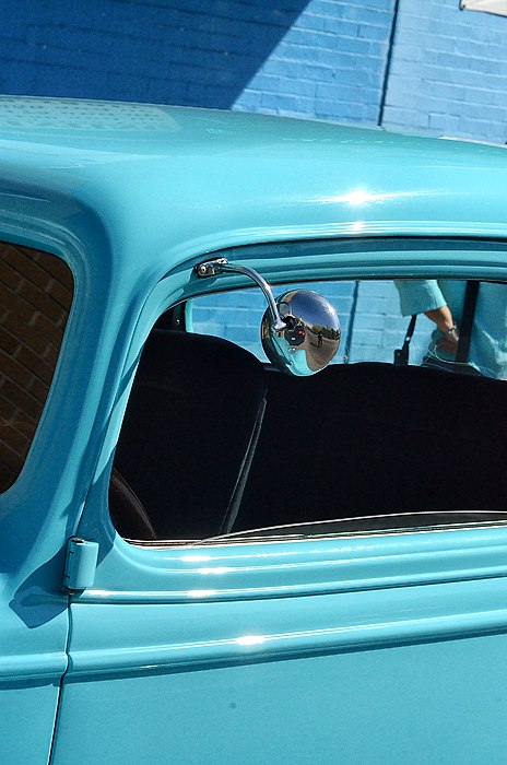 1935 CHEVY COUPE RESTORED - Mr  Kustom Auto Accessories and