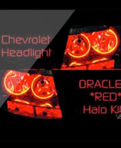 Dodge Challenger Oracle Halo Headlights Kit 2008 2013