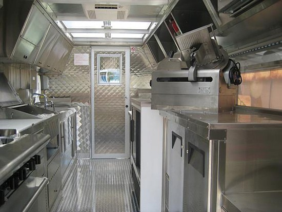 Custom Food Trucks Mr Kustom Auto Accessories And