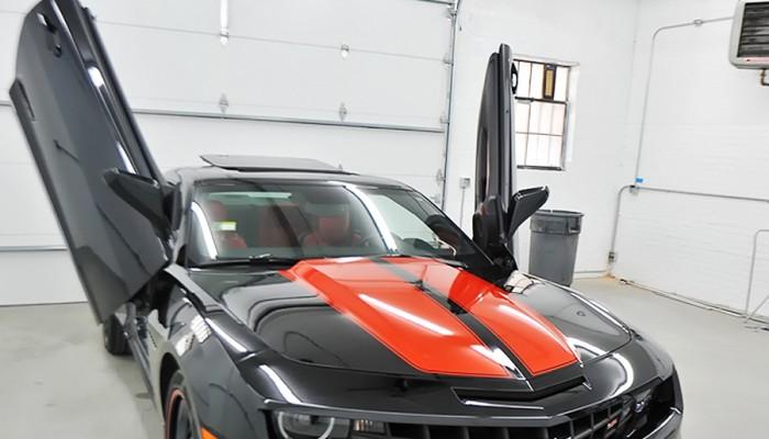 Chevy Camaro 2010 - Mr Kustom