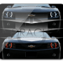 DUAL-COLOR-2010+-Camaro-Headlight-Halo-Kit