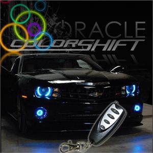 Camaro Halo Headlights And Fog Lights By Oracle Mr