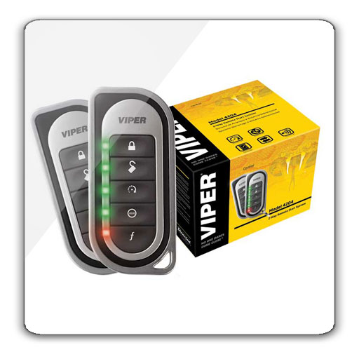 Viper 4204 Remote Start with Keyless Entry System