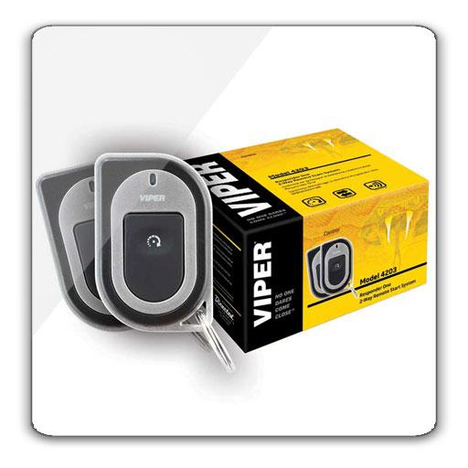 viper responder one 2 way remote start system mr kustom. Black Bedroom Furniture Sets. Home Design Ideas