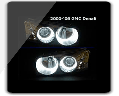 2000-'06 GMC Denali ORACLE Halo Kit