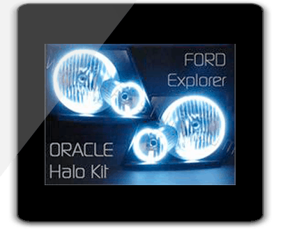 2002-'05 Ford Explorer ORACLE Halo Kit Chicago