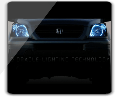 Honda Pilot Oracle Smd Halo Headlights Kit 2003 2005