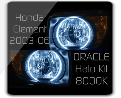 2003-'09 Honda Element ORACLE Headlight Halo Kit