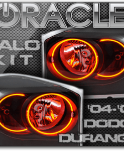 2004-'06 Dodge Durango ORACLE LED Halo Kit