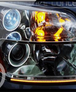 2006-'08 Honda Pilot ORACLE Headlight Halo Kit