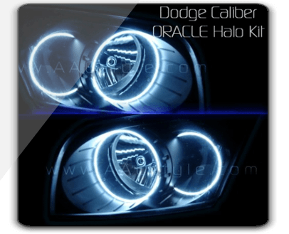 2006-'10 Dodge Caliber ORACLE Halo Kit
