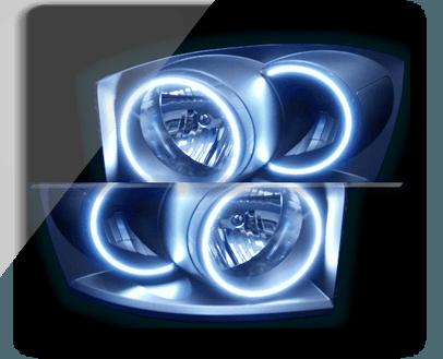 2006-2008 Dodge Ram SMD Halo Kit