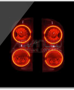 2007-'08 Dodge Ram ORACLE Tail Light Halo Kit