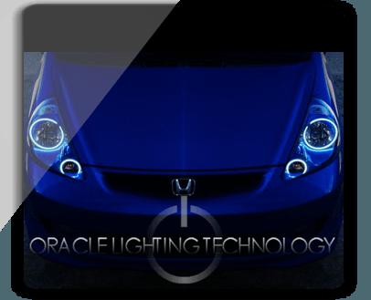 2007-'08 Honda Fit ORACLE Headlight Halo Kit