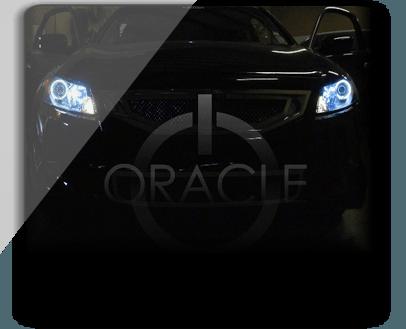 Honda Accord Coupe Oracle Halo Headlights Kit 2008 2010