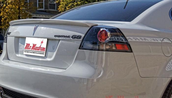 2009 Pontiac G8 Tail Lights