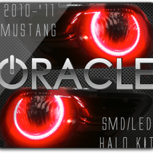 2010-'12-Ford-Mustang-ORACLE-Halo-Kit