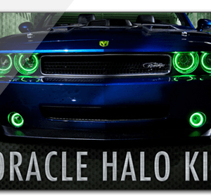 Dodge-CHALLENGER-ORACLE-Headlight-Halo-Kit