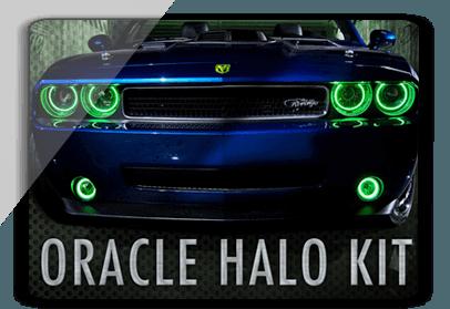 Dodge CHALLENGER ORACLE Headlight Halo Kit