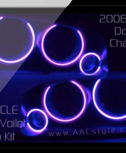 Dodge Charger UV ORACLE Halo Kit