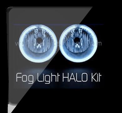 Dodge Durango ORACLE Fog Light Halo Kit