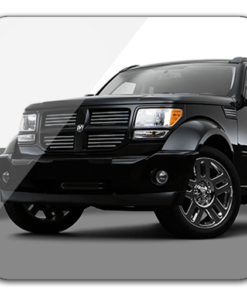 Dodge Nitro Halos & LED LIghting