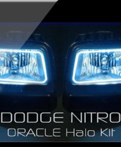 Dodge NITRO 8000K ORACLE Brand Halo Kit